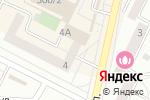 Схема проезда до компании Eva в Коломне