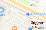 Схема проезда до компании Сетунь в Коломне