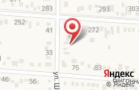 Схема проезда до компании Скай Дэнс в Михалково