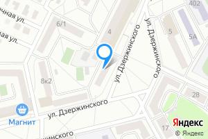 Однокомнатная квартира в Коломне Коломенский г.о., ул. Дзержинского, 6
