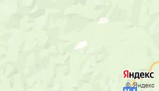 Базы отдыха города Шабановское на карте