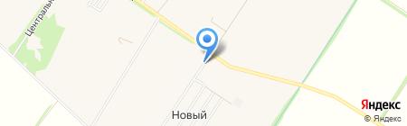 Югтент на карте Краснодара