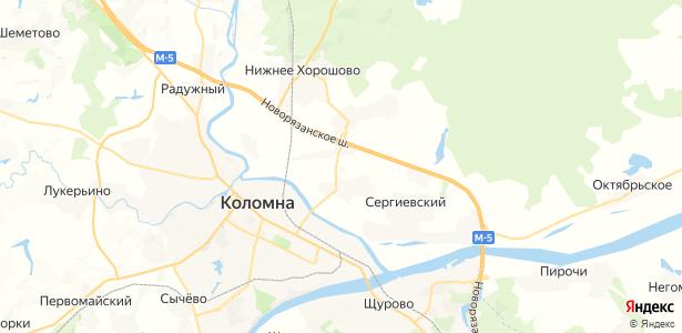 Парфентьево на карте