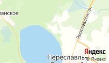 Отели города Криушкино на карте