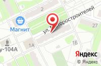Схема проезда до компании Кабо-Плюс в Рыбинске