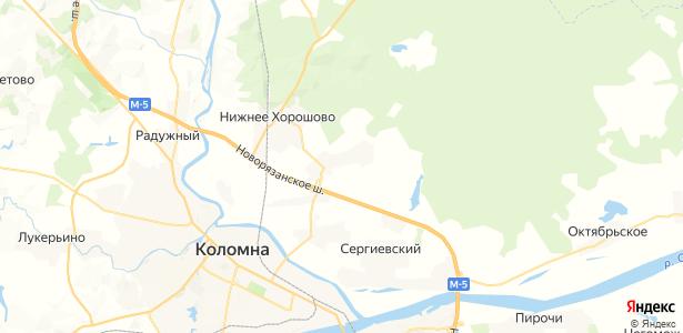 Чанки на карте