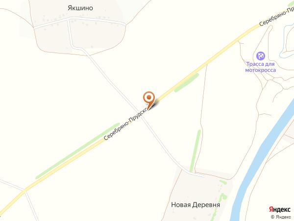 Остановка Якшино (Московская область)