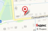 Схема проезда до компании Облаптека в Подольске
