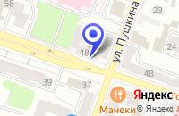 Схема проезда до компании ГОРОДСКАЯ ДЕТСКАЯ БОЛЬНИЦА в Рыбинске