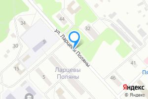 Двухкомнатная квартира в Коломне Коломенский г.о., ул. Ларцевы Поляны