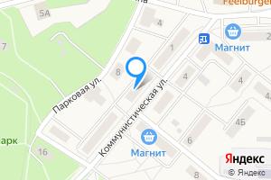 Однокомнатная квартира в Дрезне ул. Коммунистическая 3
