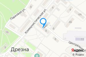 Однокомнатная квартира в Дрезне ул.Коммунистическая ,д.8