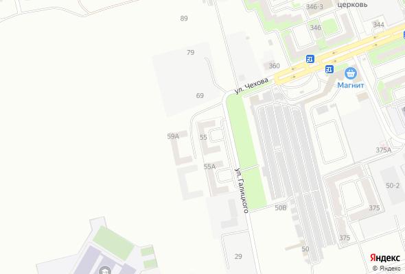 купить квартиру в ЖК Галицкого 55