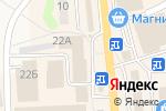 Схема проезда до компании Магазин детской одежды в Киржаче