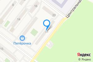Двухкомнатная квартира в Дрезне Юбилейная улица, 22
