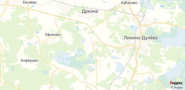 Юркино на карте