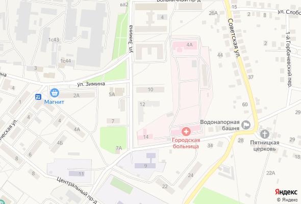 жилой комплекс Уютный