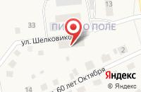 Схема проезда до компании Автотехцентр в Киржаче