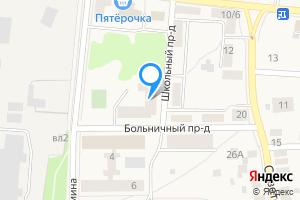 Снять однокомнатную квартиру в Дрезне Школьный проезд, 4