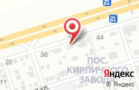 Схема проезда до компании Лесопилка Джека Ламбера в Аксаково
