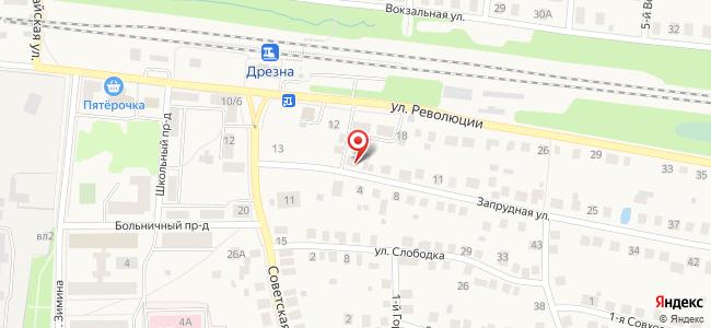Дрезна (Орехово-Зуевский район, Московскаяобл.), Запрудная, 1