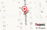 Схема проезда до компании Алмаз в Переславле-Залесском