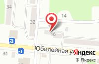 Схема проезда до компании Возможно Всё в Рыбинске