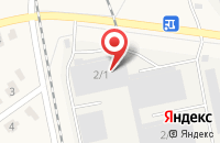 Схема проезда до компании Веста - К в Коломне