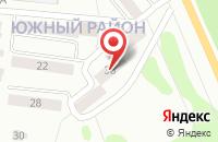 Схема проезда до компании Автодизайн-Плюс в Рыбинске