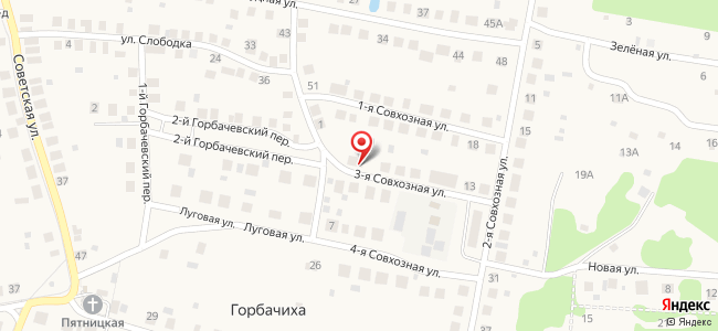 Дрезна (Орехово-Зуевский район, Московскаяобл.), Совхозная 3-я, 3
