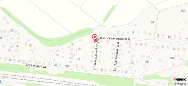 Дрезна (Орехово-Зуевский район, Московскаяобл.), Вокзальный 5-й проезд, 7