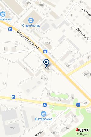 ЭЛСАНДЕКОР на карте Коломны