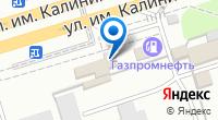 Компания Брикофф на карте