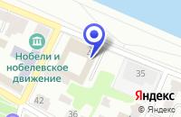 Схема проезда до компании РАСЧЕТНО-КАССОВЫЙ ЦЕНР ЦЕНТРАЛЬНЫЙ БАНК РФ в Рыбинске