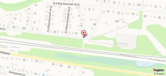 Вокзальный 7-й проезд