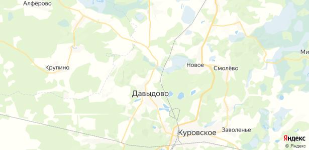 Барское на карте