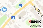 Схема проезда до компании Нотариус Абрамов Г.Ю. в Киржаче