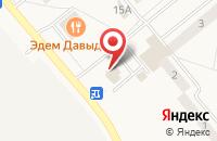 Схема проезда до компании Агора в Давыдово