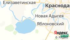 Отели города Хомуты на карте