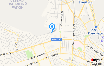 Местоположение на карте пункта техосмотра по адресу Ростовская обл, г Таганрог, ул Театральная, д 41А