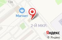 Схема проезда до компании Vis-a-vis в Давыдово