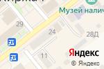 Схема проезда до компании Книжный магазин в Киржаче