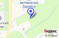 Схема проезда до компании АТТИК ОКНА в Зарайске
