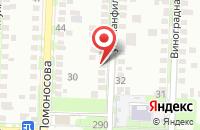 Схема проезда до компании Торговый Дом  в Таганроге
