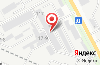 Схема проезда до компании Аргиль в Таганроге
