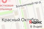 Схема проезда до компании Киоск печатной продукции в Киржаче