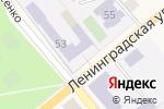 Схема проезда до компании Средняя общеобразовательная школа №1 им. М.В. Серегина в Киржаче