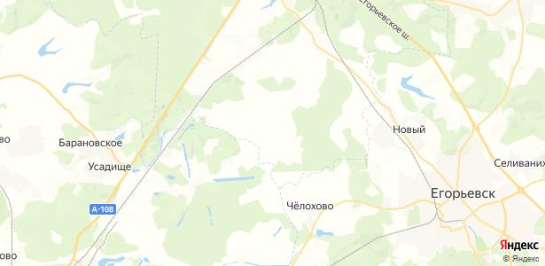 Вантино на карте