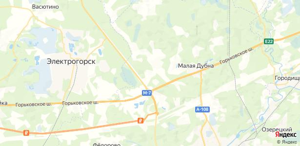 Никулино на карте