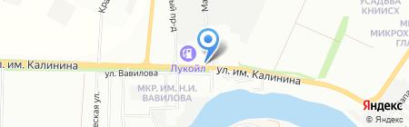 РВД Сервис на карте Краснодара